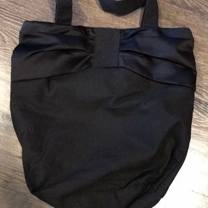 Yves Saint Laurent Black Shoulder Bag
